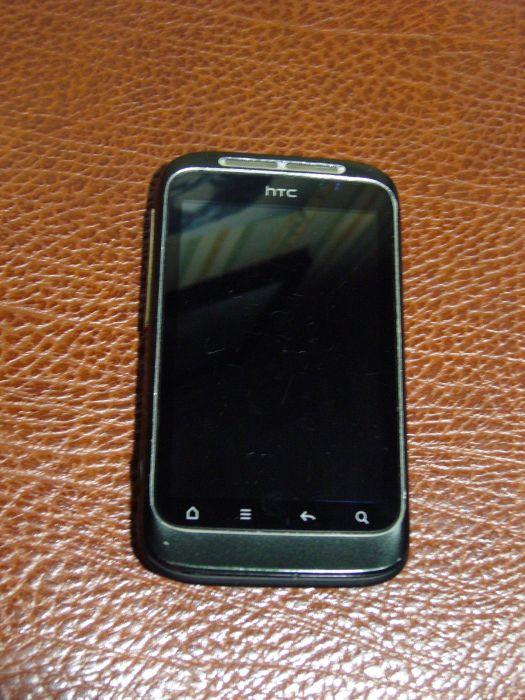c97ab8743774f HTC Wildfire S черный б/у в отличном состоянии купить, цена: 4500.00 ...
