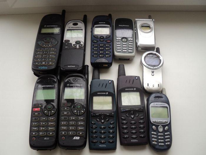5b406b6631ace Раритетные и винтажные сотовые телефоны Объявление в разделе Бытовая ...